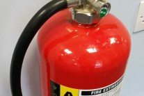 Gloucestershire Fire Extinguisher