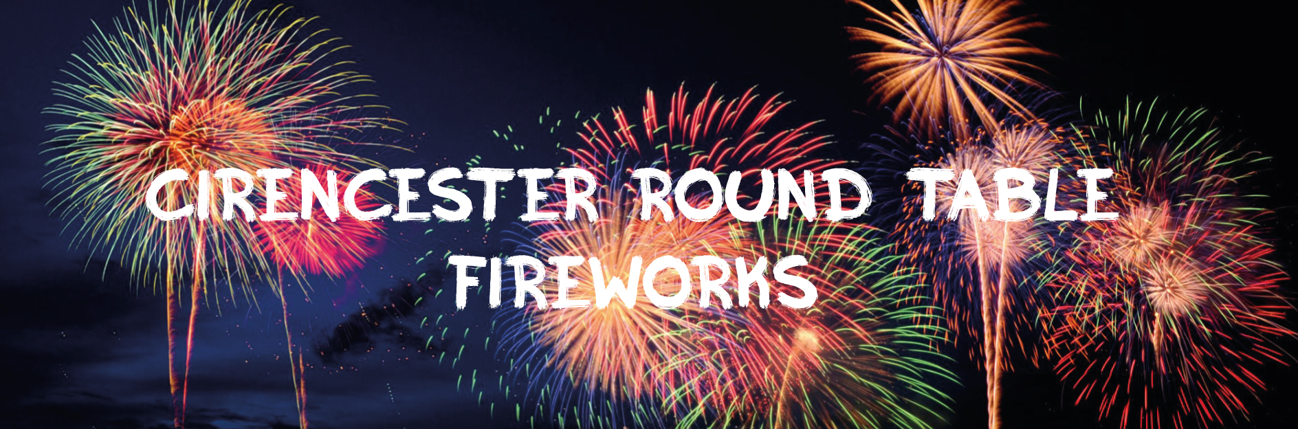 Cirencester Round Table Fireworks 2016